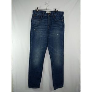 Madewell the perfect vintage jean high rise 28x29